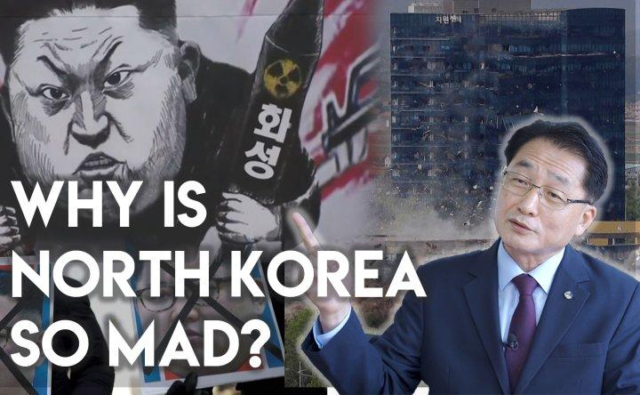 What's driving Kim Jong-un's erratic behavior?: N. Korea expert [VIDEO]
