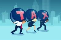 Snowballing tax burden weighing on future generations