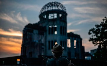 Japan marks 75th anniversary of world's 1st atomic attack