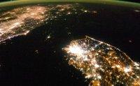 The light and shadows of the Korean Peninsula