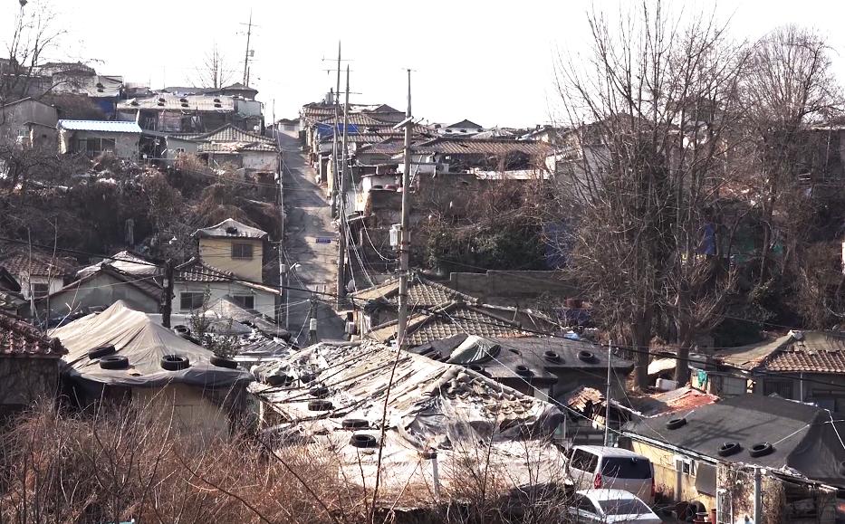 Give love, spread hope: Seoul's poorest slum, '104 village'