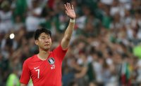 South Korea falls to Mexico 2-1 for second straight loss