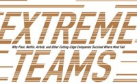 How 'extreme teams' make extraordinary strides