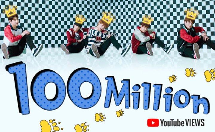 TXT's 'Crown' MV hits 100 million views [VIDEO]