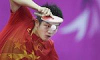 China's Xu wins gold in epic match