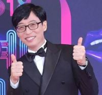 Comedian Yoo Jae-suk donates $44,000 for people in need