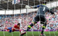 Korea beats Switzerland 2-1