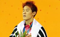 Park Tae-hwan snatches gold in 400m freestyle