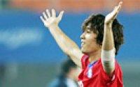S. Korea beats China 3-0 in football